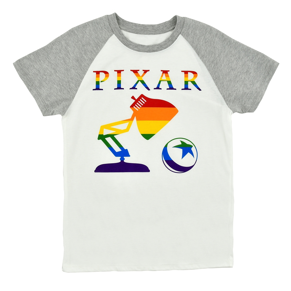 【送料無料】ルクソーJr. 半袖Tシャツ The Walt Disney Company's Pride collection