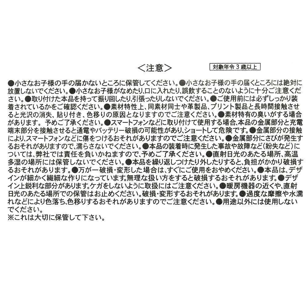 ミニー キーホルダー・キーチェーン ポンポン Flair