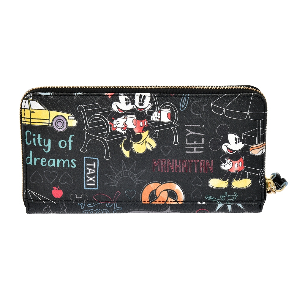 【Dooney & Bourke】ミッキー&ミニー 財布・ウォレット New York City
