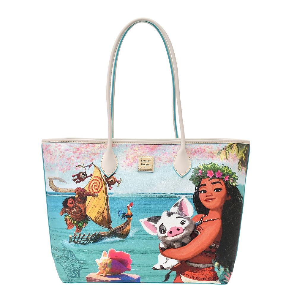 【送料無料】【Dooney & Bourke】モアナと伝説の海 トートバッグ Moana