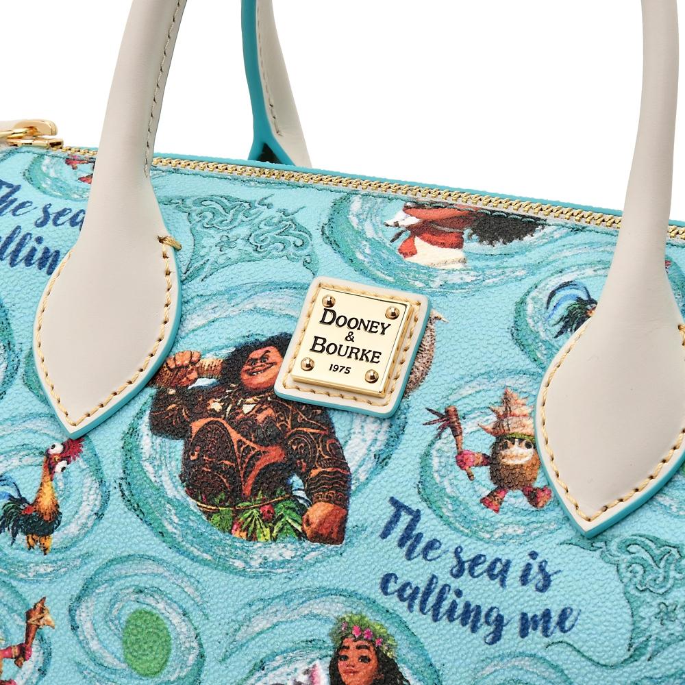 【送料無料】【Dooney & Bourke】モアナと伝説の海 サッチェルバッグ 2WAY Moana