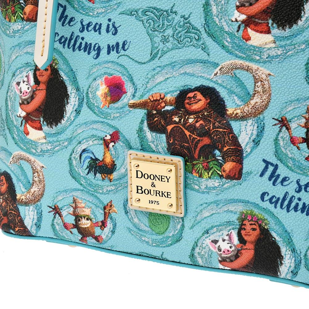 【Dooney & Bourke】モアナと伝説の海 ショルダーバッグ Moana