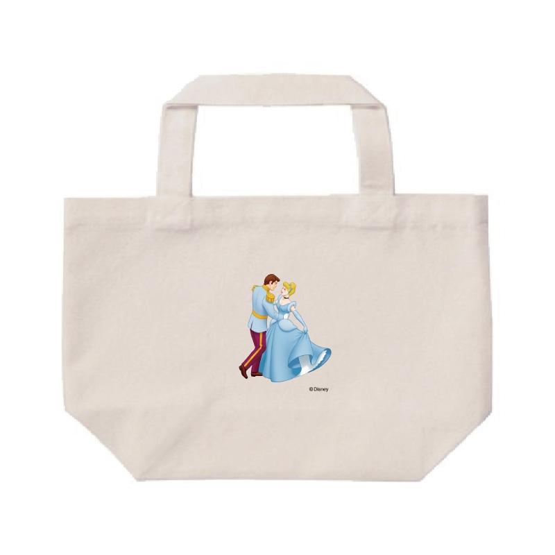 【D-Made】ミニトートバッグ  シンデレラ 王子&シンデレラ
