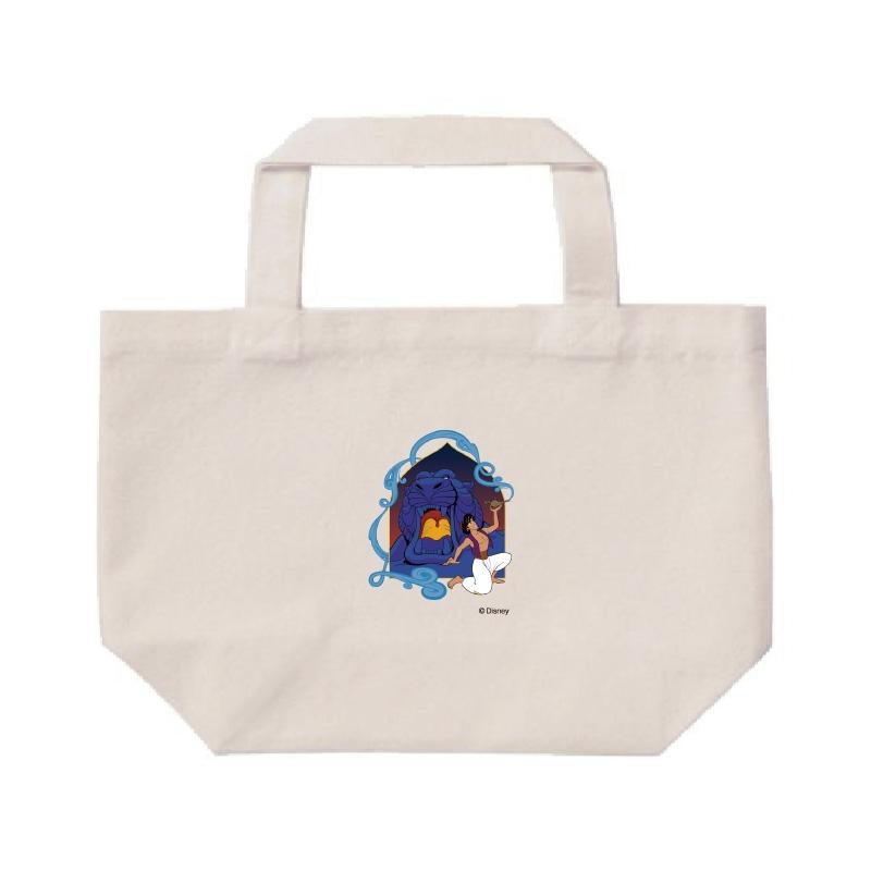 【D-Made】ミニトートバッグ  アラジン 魔法の洞穴&アラジン