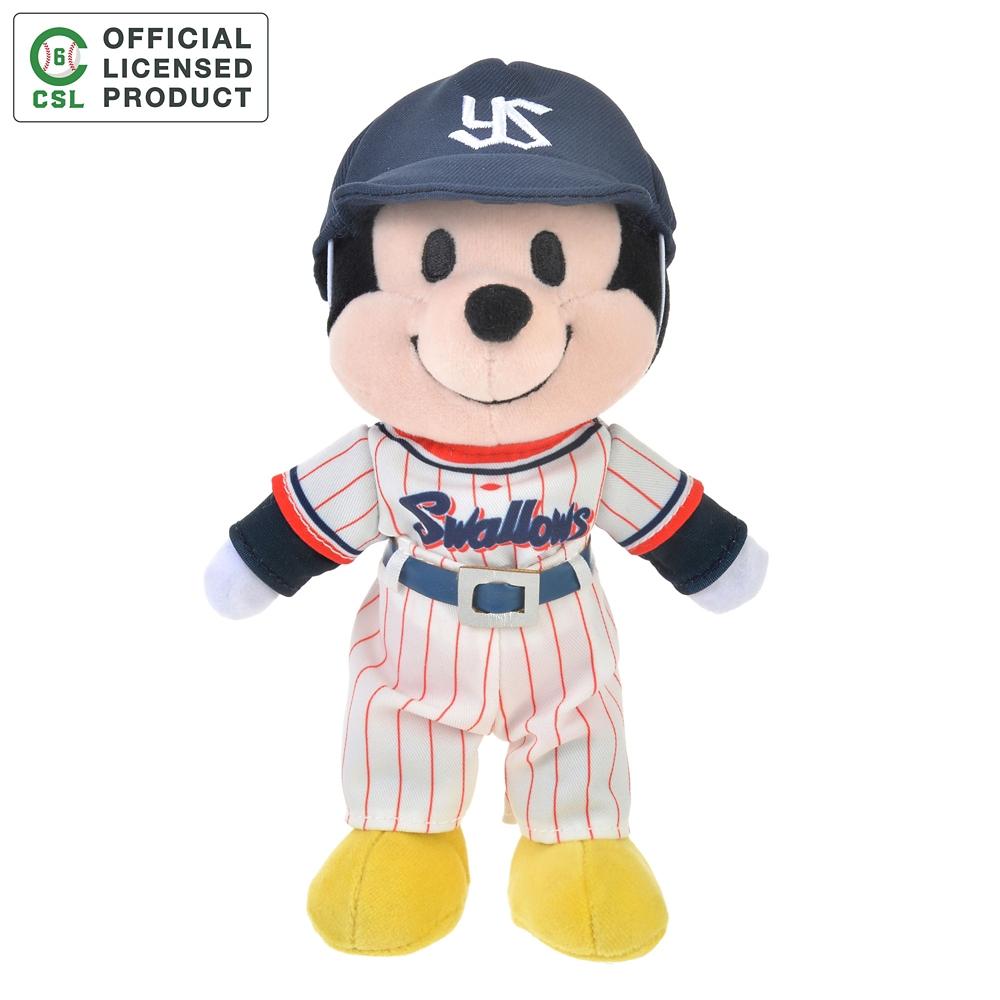 nuiMOs ぬいぐるみ専用コスチューム 日本プロ野球ユニフォームセット 東京ヤクルトスワローズ