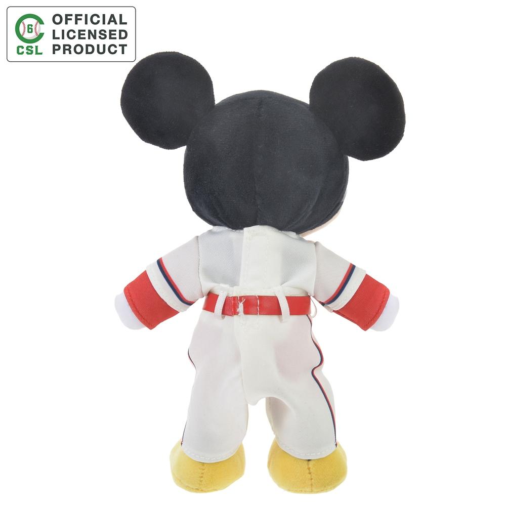 nuiMOs ぬいぐるみ専用コスチューム 日本プロ野球ユニフォームセット 広島東洋カープ