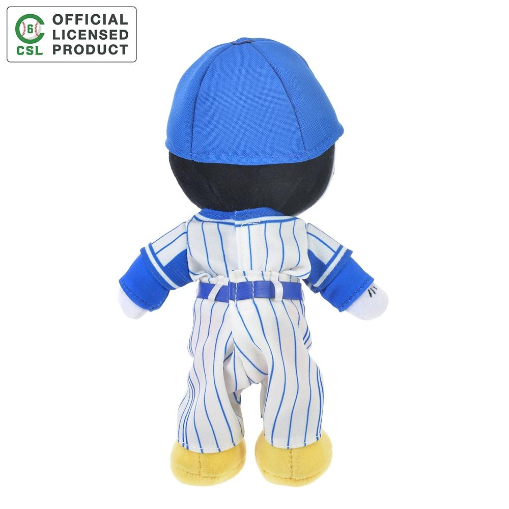 nuiMOs ぬいぐるみ専用コスチューム 日本プロ野球ユニフォームセット 横浜DeNAベイスターズ