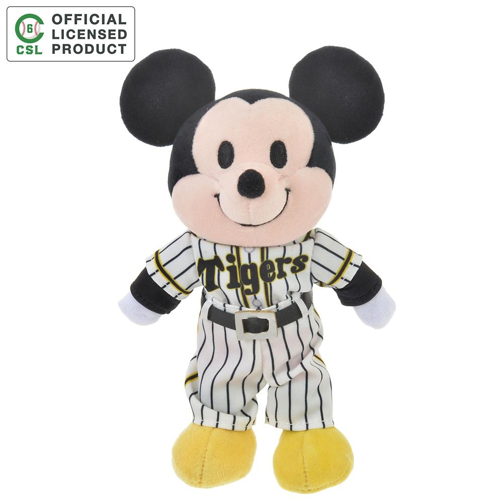 nuiMOs ぬいぐるみ専用コスチューム 日本プロ野球ユニフォームセット 阪神タイガース
