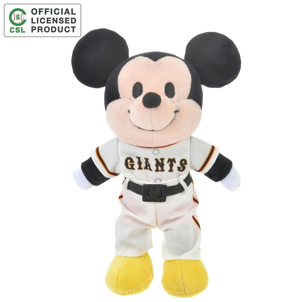 nuiMOs ぬいぐるみ専用コスチューム 日本プロ野球ユニフォームセット 読売ジャイアンツ
