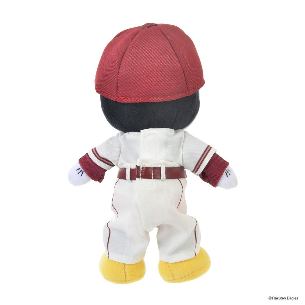 nuiMOs ぬいぐるみ専用コスチューム 日本プロ野球ユニフォームセット 東北楽天ゴールデンイーグルス