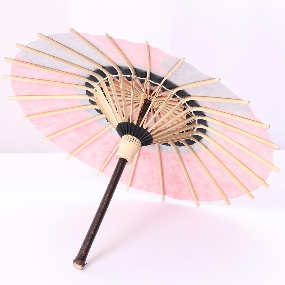 ディズニー/京都伝統工芸 姫和傘 ミッキー蛇の目柄