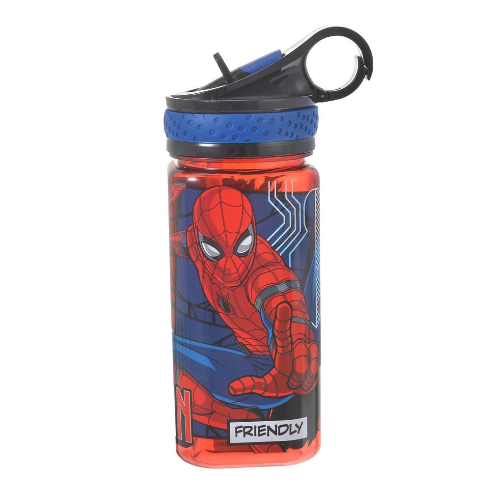 マーベル スパイダーマン 水筒・ウォーターボトル スクエア