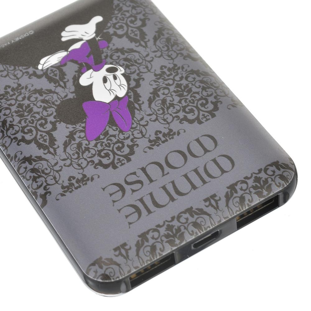 ミニー モバイルバッテリーチャージャー Gothic Minnie