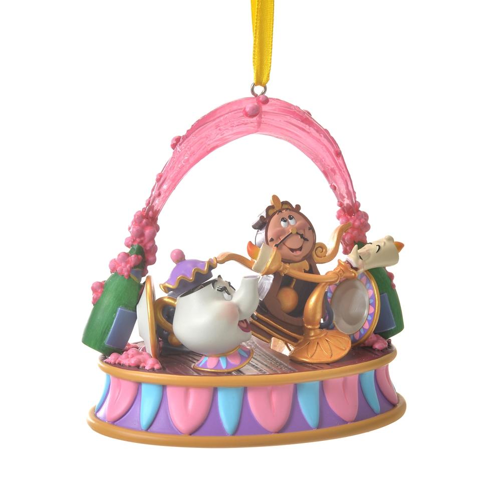 ルミエール、コグスワース、ポット夫人 オーナメント シンギング Ornament 2021