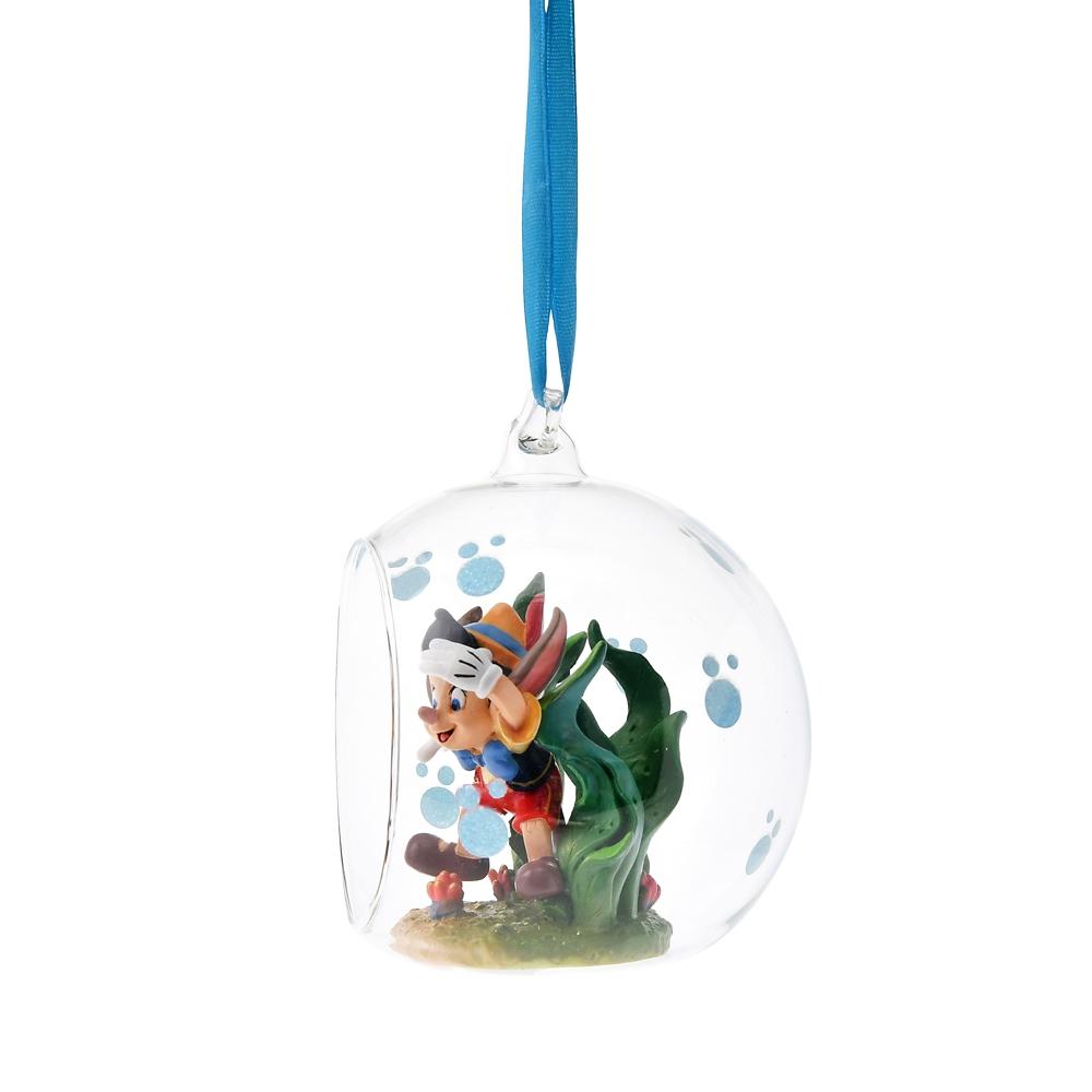 ピノキオ オーナメント 水中 Ornament 2021