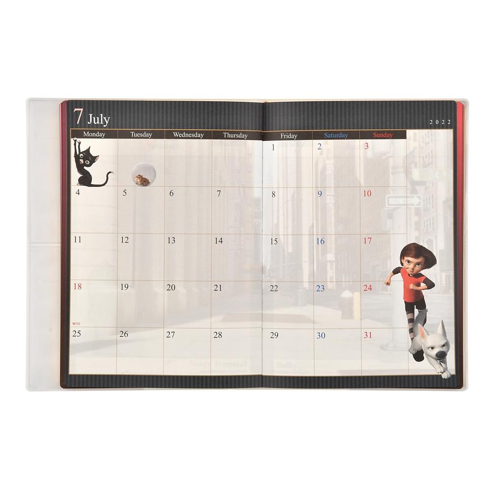 ディズニーキャラクター 手帳・スケジュール帳 2022 エンサイクロペディア・オブ・ディズニー 1997-2018 CALENDARS & ORGANIZERS