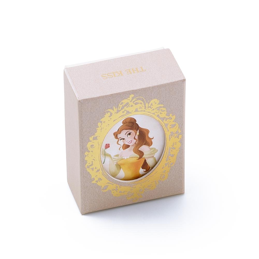 【ザ・キッス】DI-PN1843LEQ ディズニープリンセス ベル / ピンクゴールド ネックレス