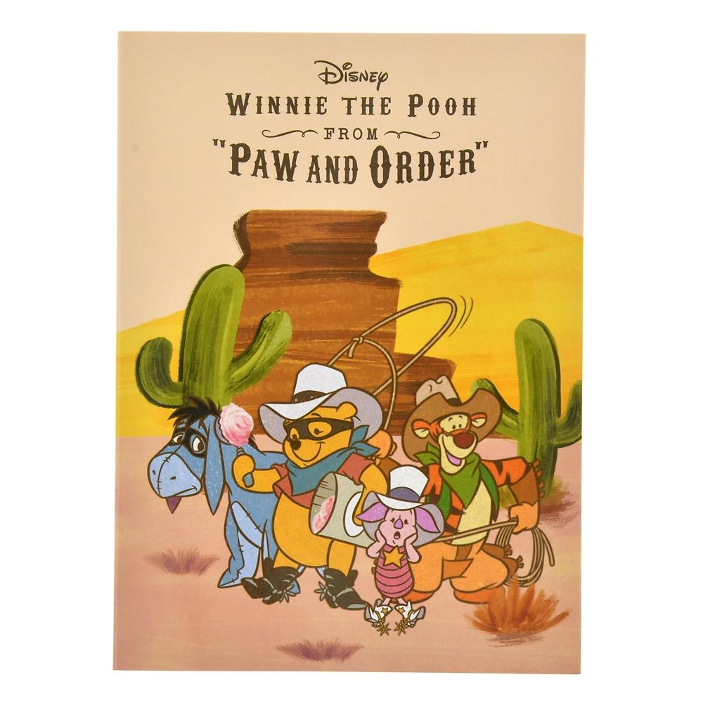 プー&フレンズ ステーショナリーセット Western Pooh