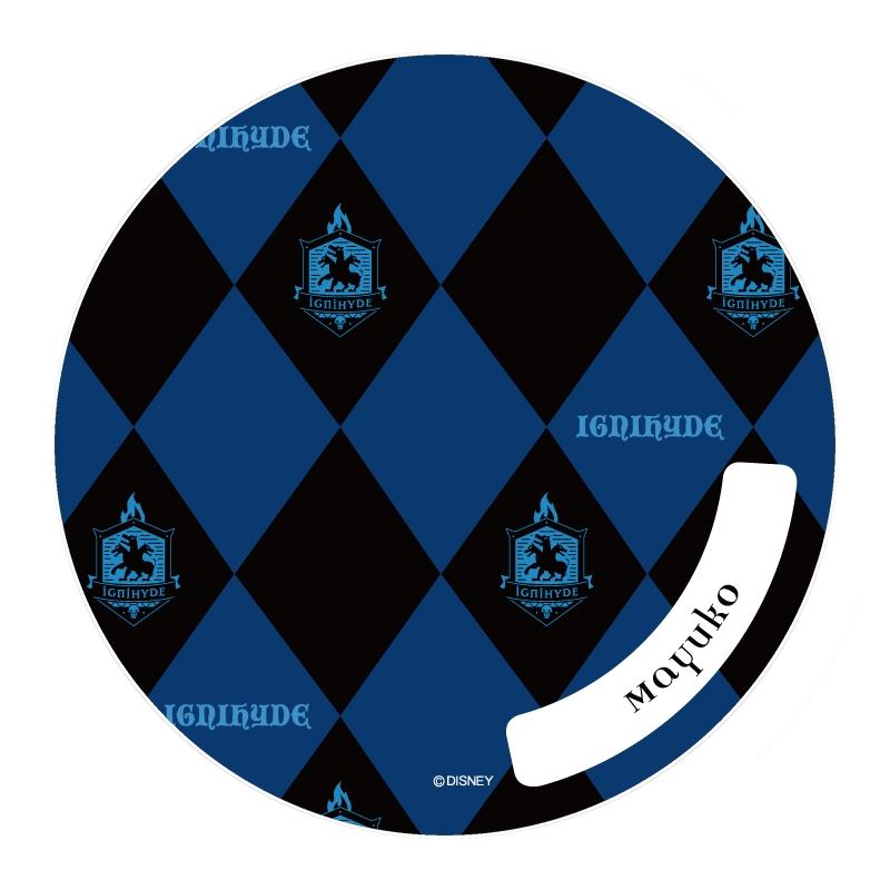 【D-Made】オーダーメイド 缶バッジ 『ディズニー ツイステッドワンダーランド』 イグニハイド寮 総柄