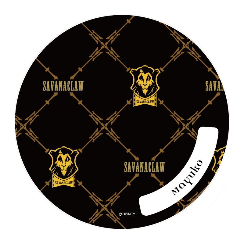 【D-Made】オーダーメイド 缶バッジ 『ディズニー ツイステッドワンダーランド』 サバナクロー寮 総柄2