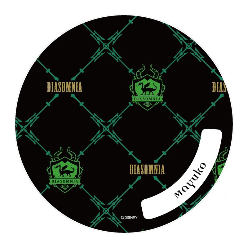 【D-Made】オーダーメイド 缶バッジ 『ディズニー ツイステッドワンダーランド』 ディアソムニア寮 総柄2