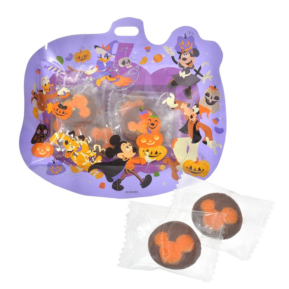 ミッキー&フレンズ 焼きチョコ Disney Halloween 2021