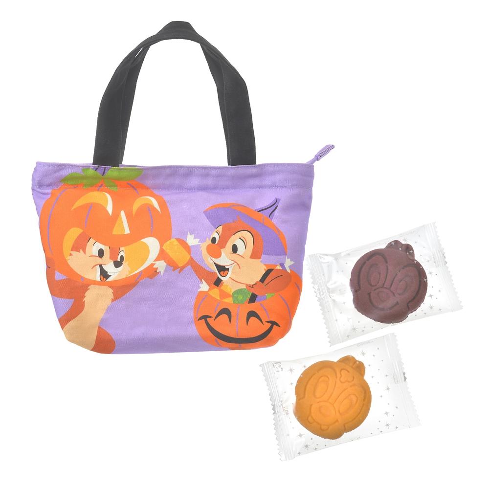 チップ&デール クッキー バッグ入り Disney Halloween 2021