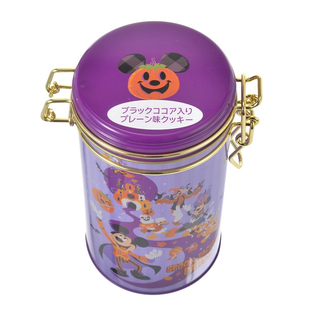 ミッキー&フレンズ クッキー キャニスター缶入り Disney Halloween 2021