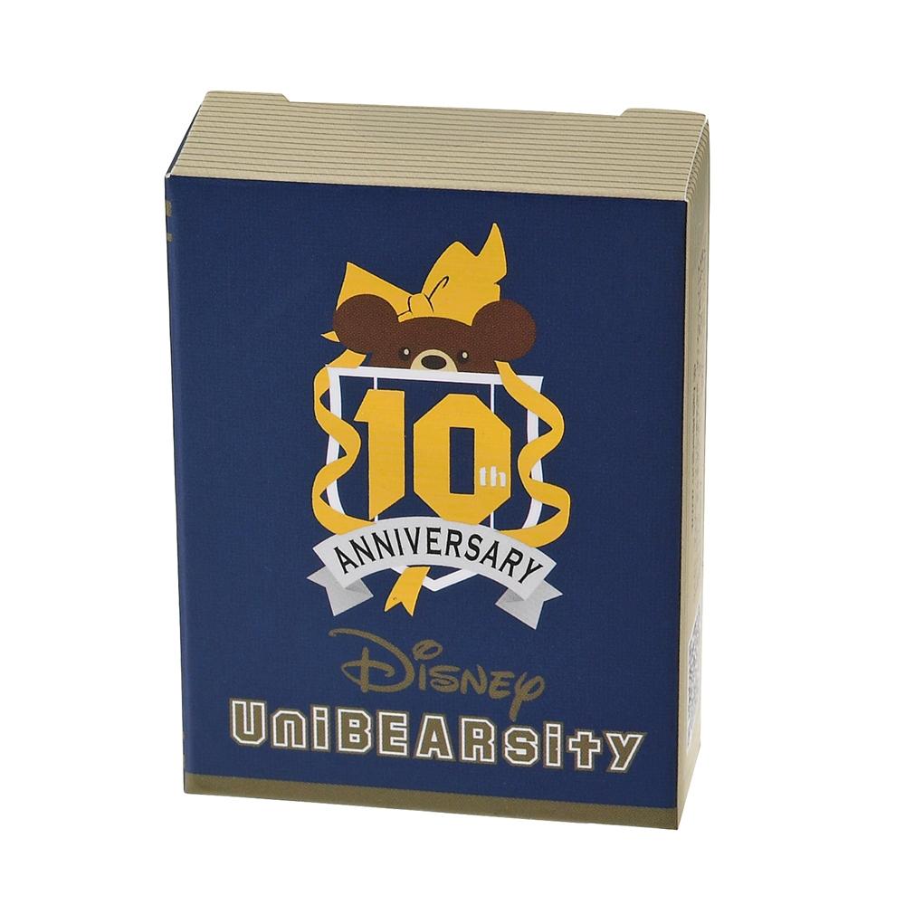 ユニベアシティ シークレットスマートフォンリング クリスタルアート UniBEARsity 10th ANNIVERSARY