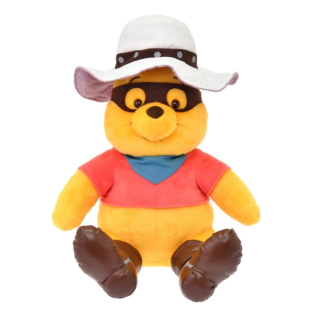 プーさん ぬいぐるみ(M) Western Pooh