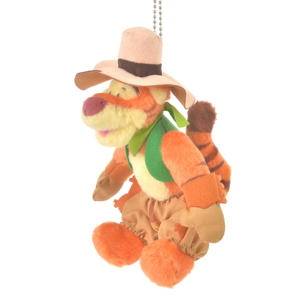 ティガー ぬいぐるみキーホルダー・キーチェーン Western Pooh