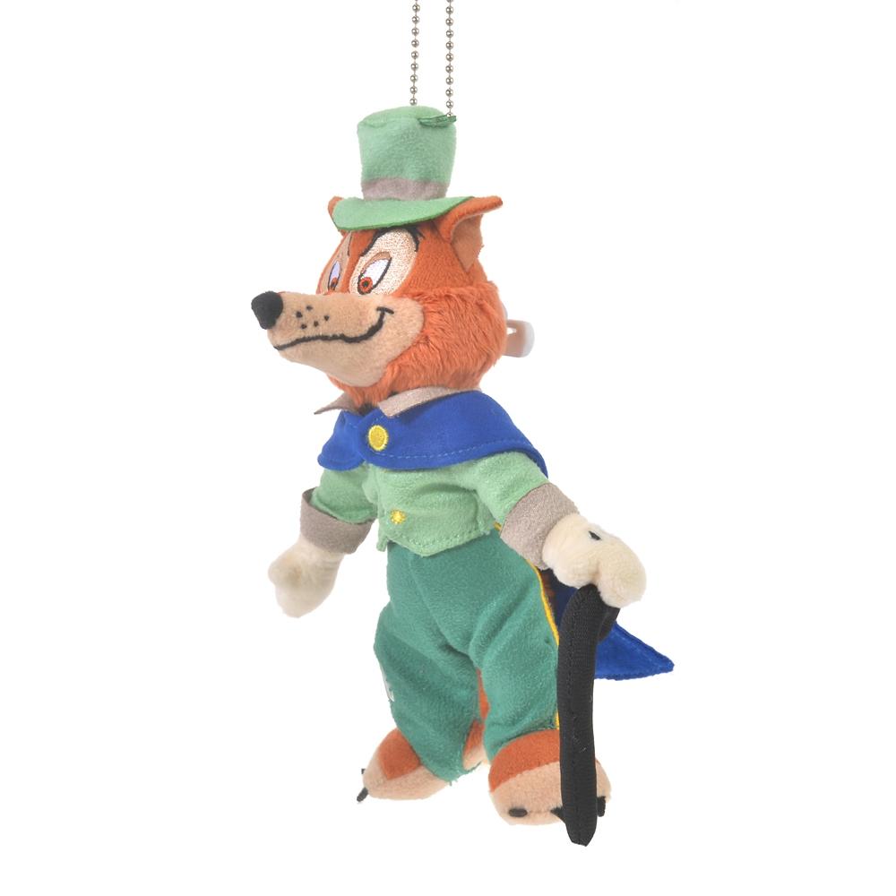 正直ジョン ぬいぐるみキーホルダー・キーチェーン The Fox and the Hound 40th