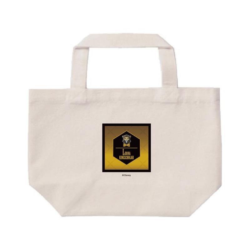 【D-Made】ミニトートバッグ  『ディズニー ツイステッドワンダーランド』 レオナ・キングスカラー 寮章