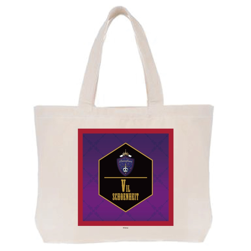 【D-Made】トートバッグ  『ディズニー ツイステッドワンダーランド』 ヴィル・シェーンハイト 寮章