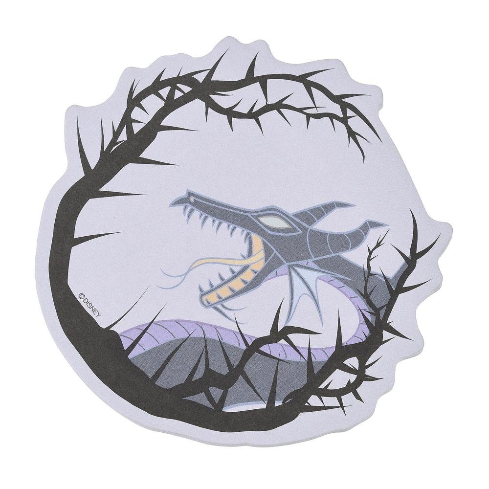 眠れる森の美女 付箋・ペンスタンド ディズニーヴィランズ