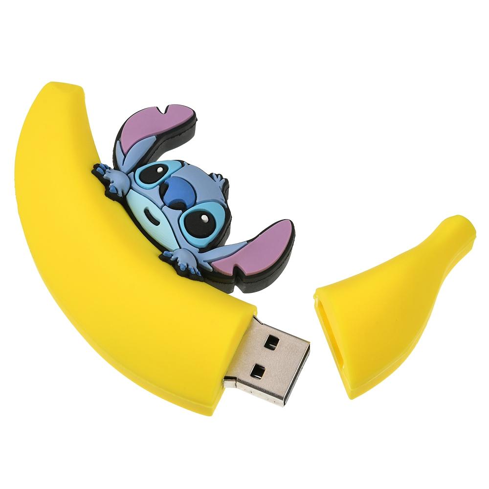 スティッチ USBメモリ LOTS OF BANANAS