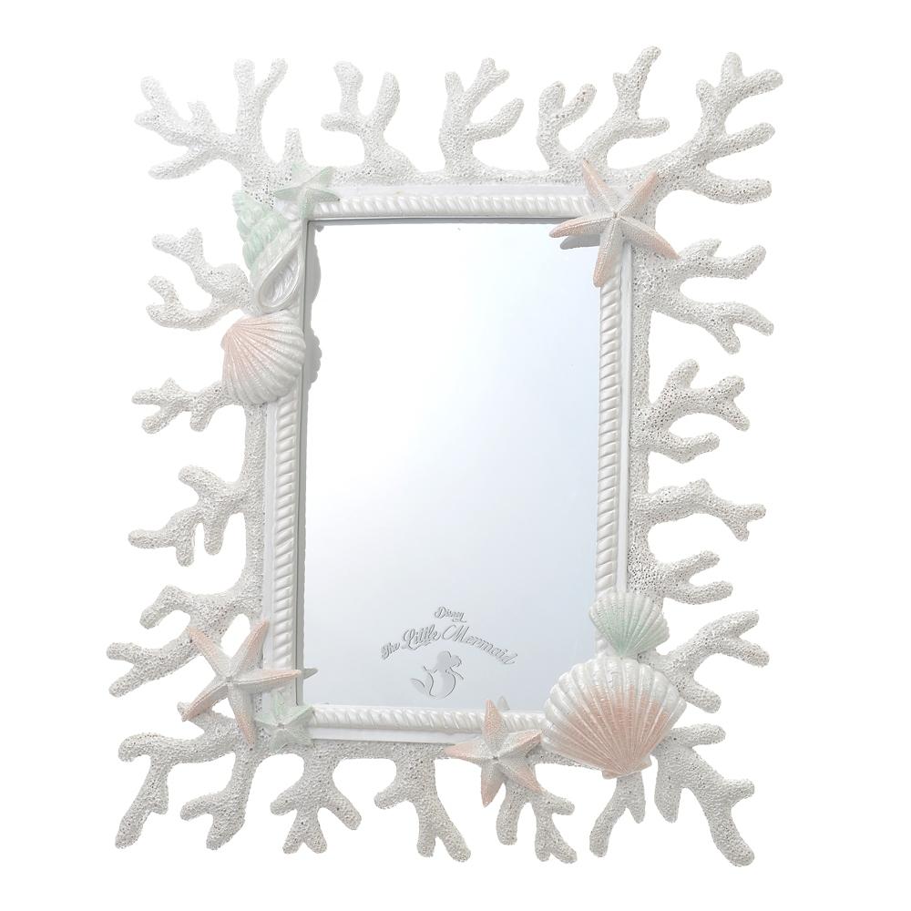 The Little Mermaid Mirror Ariel's Bathroom