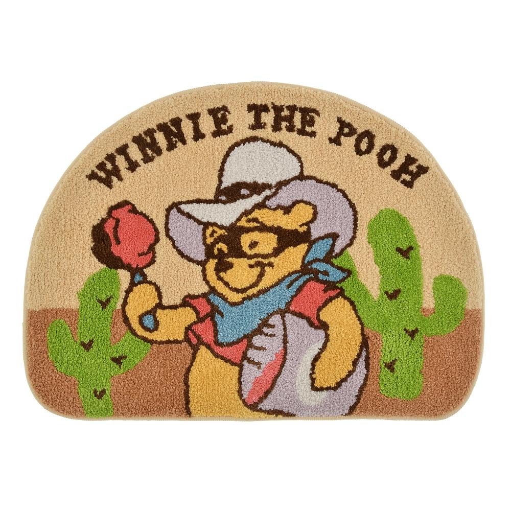 プーさん マット Western Pooh