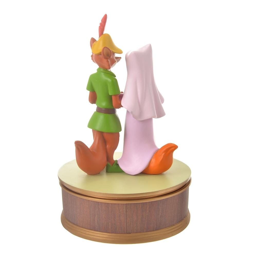 ロビン・フッド&マリアン姫 小物入れ The Fox and the Hound 40th