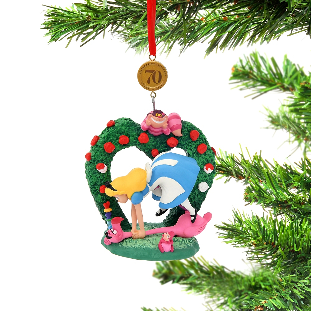 ふしぎの国のアリス オーナメント レガシー Ornament 2021