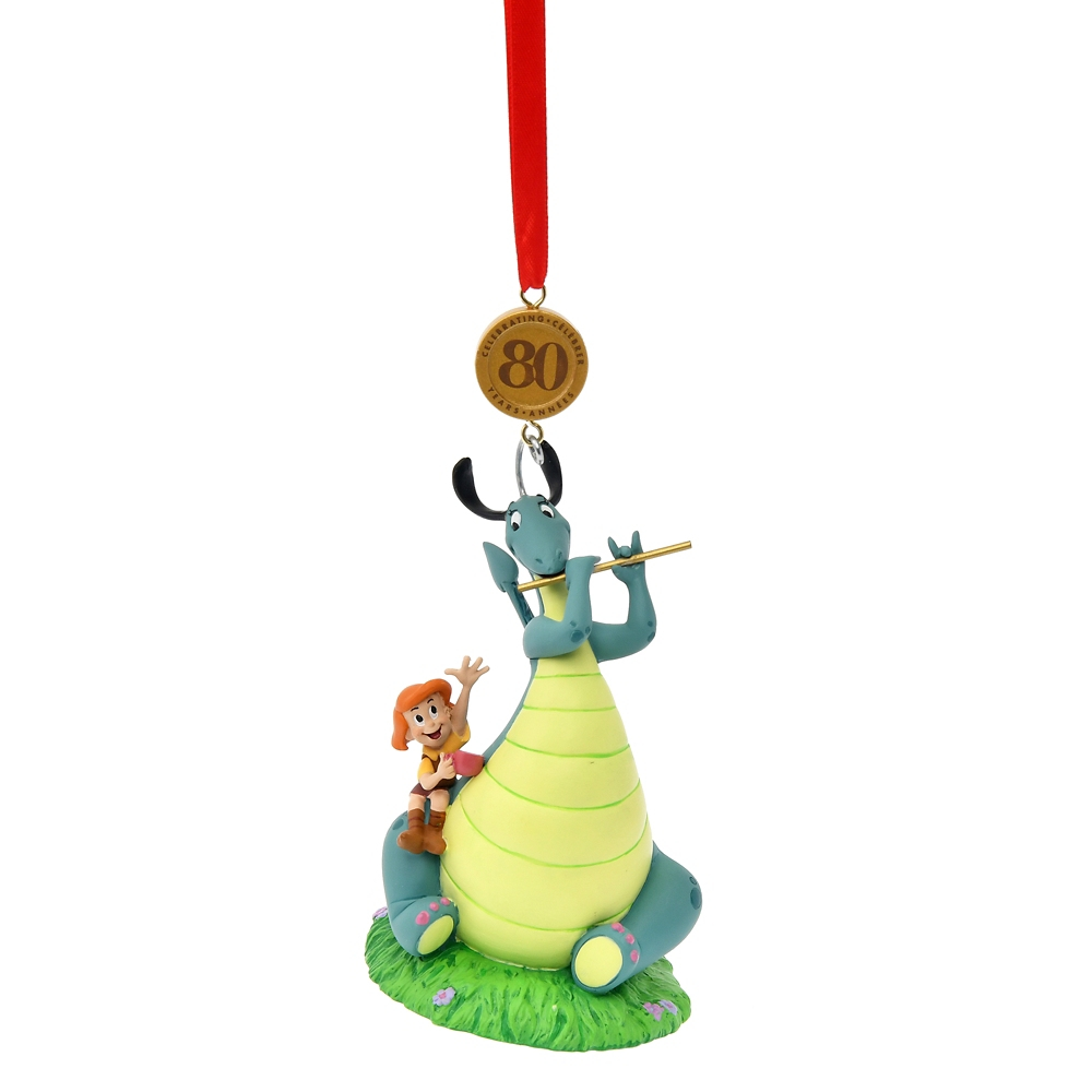 リラクタント・ドラゴン オーナメント レガシー Ornament 2021
