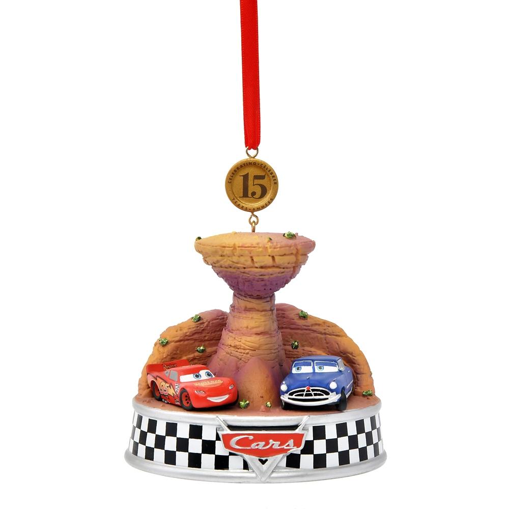 ライトニング・マックィーン&ドック・ハドソン オーナメント レガシー Ornament 2021