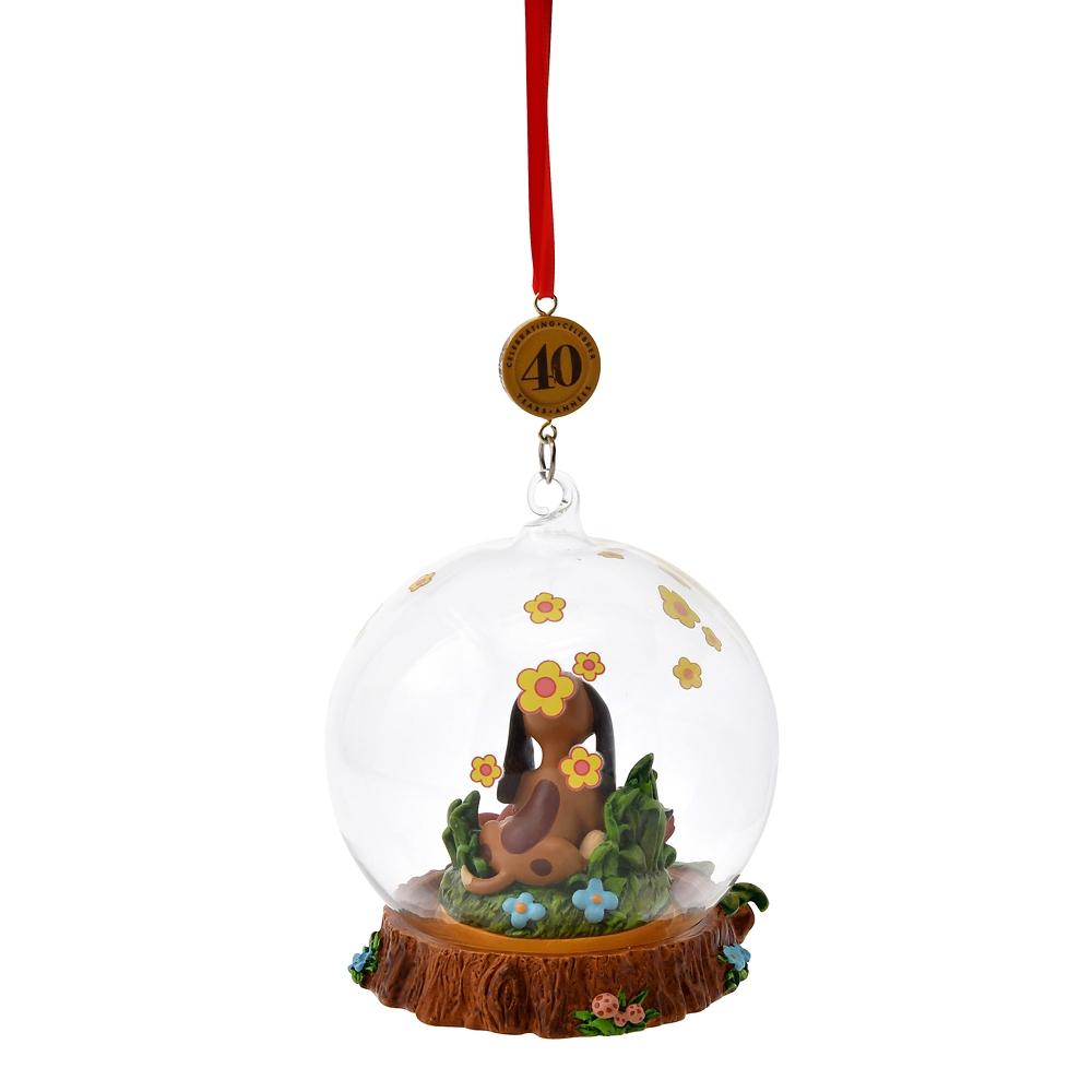 トッド&コッパー オーナメント レガシー きつねと猟犬 Ornament 2021