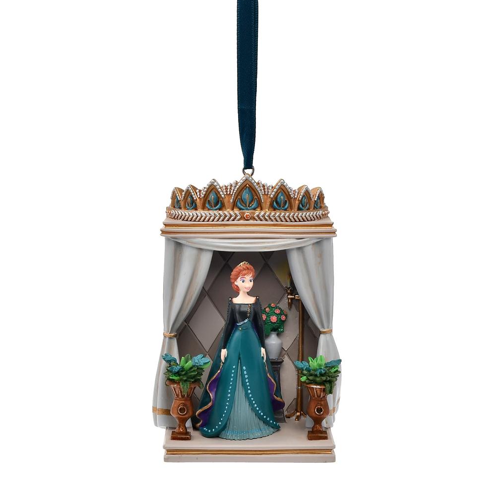 アナ オーナメント クイーンルック アナと雪の女王2 Ornament 2021