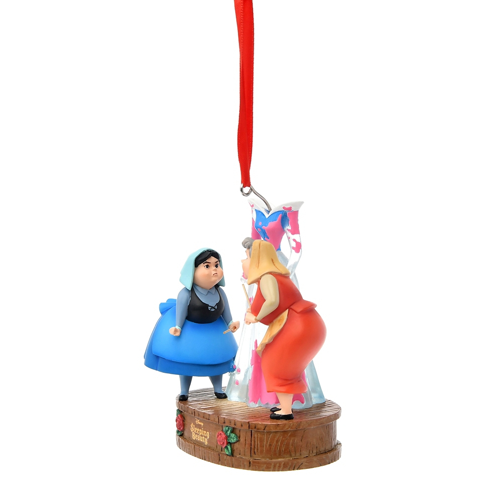 メリーウェザー&フローラ オーナメント ライトアップ Ornament 2021