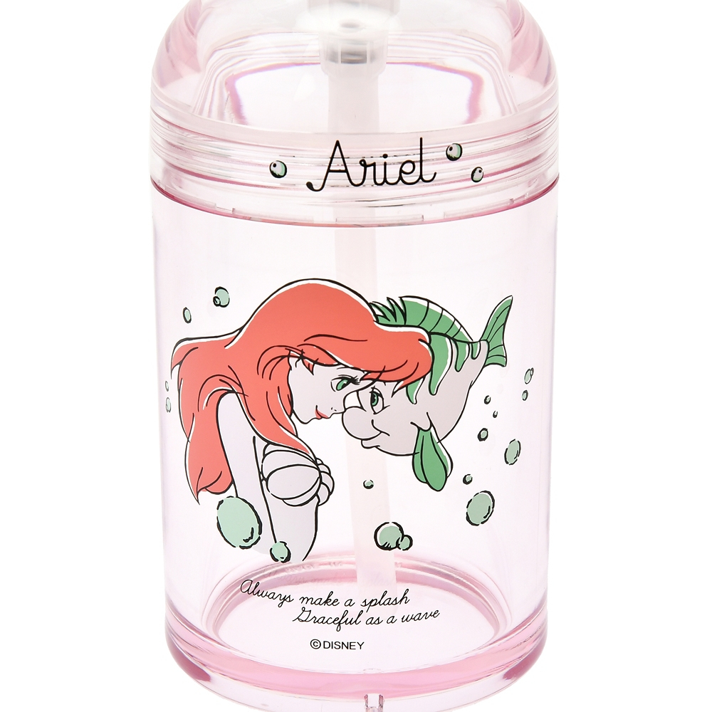 アリエル&フランダー ディスペンサー Ariel's Bathroom
