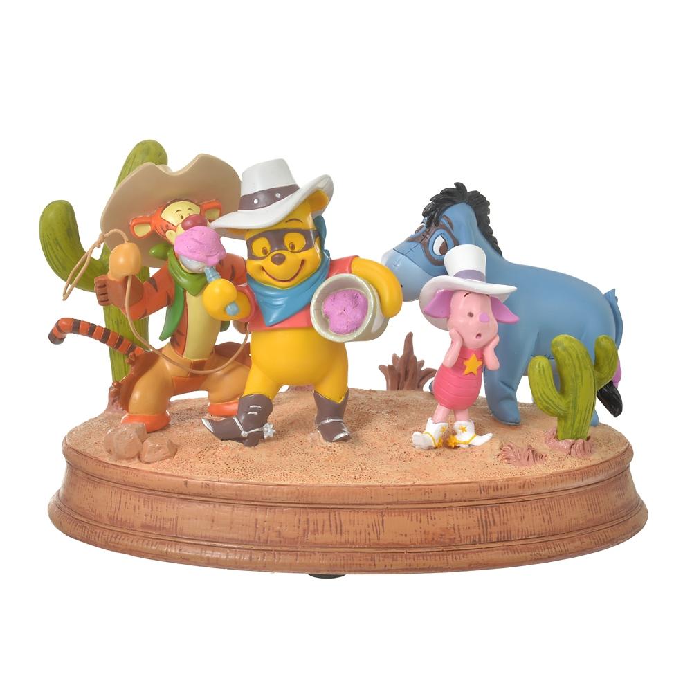 プー&フレンズ フィギュア Western Pooh