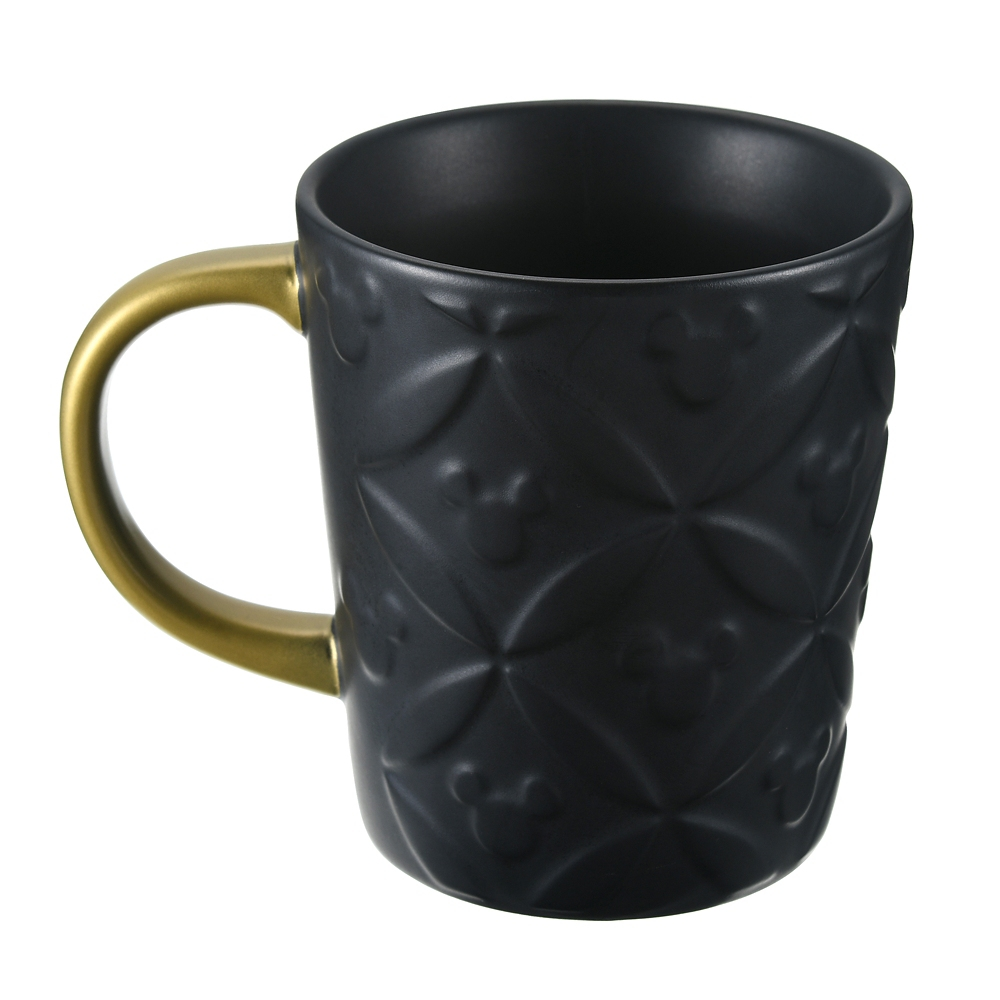 ミッキー マグカップ ブラック Homestead