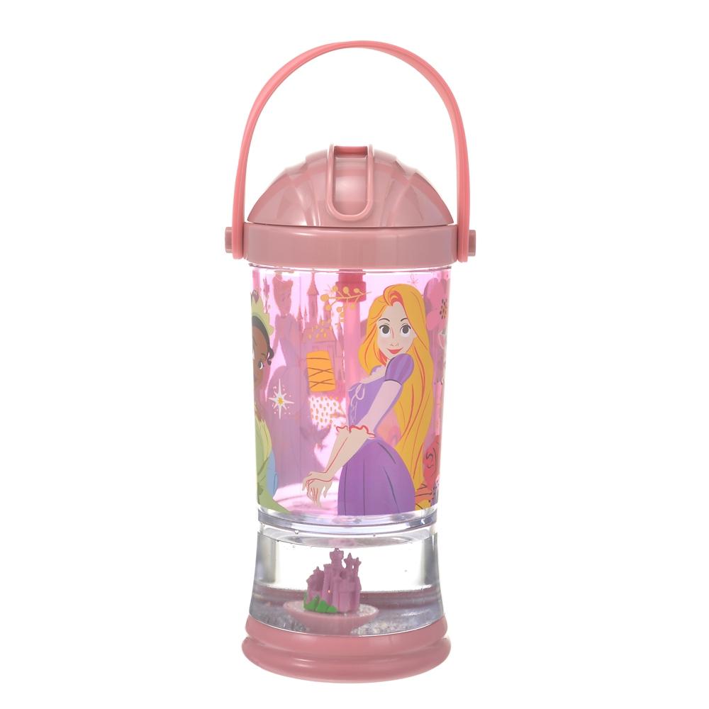 ディズニープリンセス 水筒・ウォーターボトル スノードーム