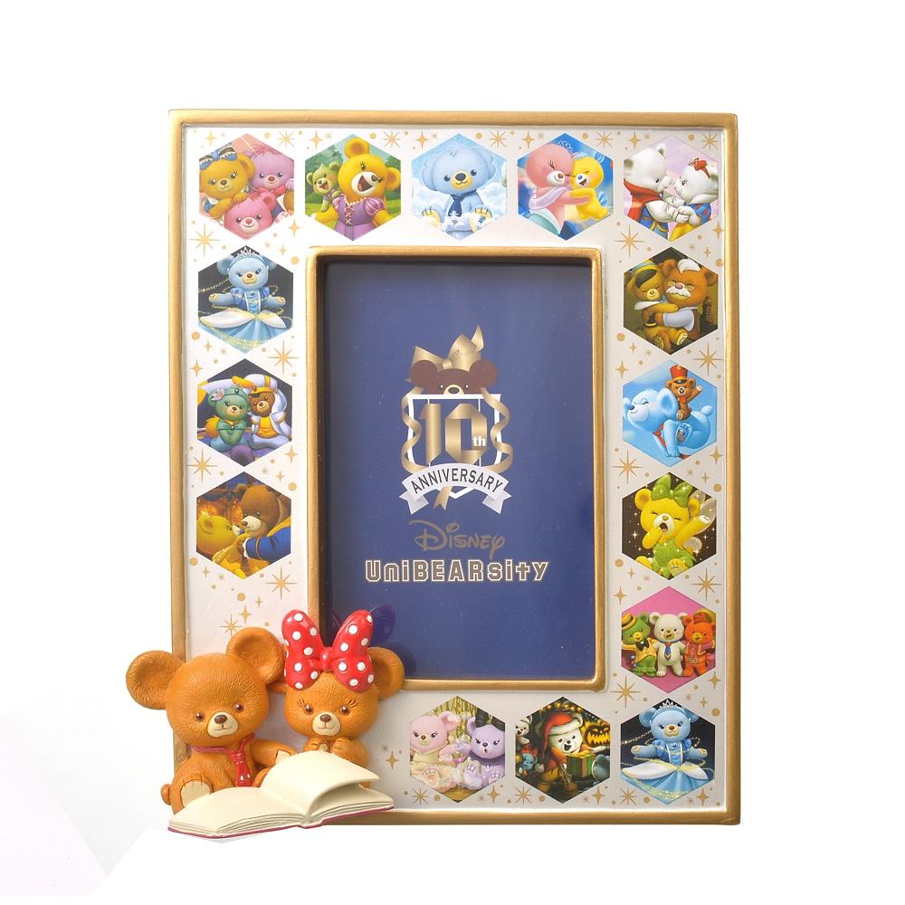 ユニベアシティ フォトフレーム クリスタルアート UniBEARsity 10th ANNIVERSARY
